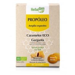 Herbalgem Propoleo 24 caramelos BIO
