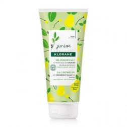 Klorane Junior Gel de Ducha 2 en 1 Pera 200 ml