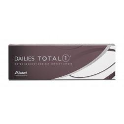 Lentes De Contacto Diaria Dailies Total 1 (30 Lentes) Elige Dioptría
