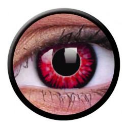 Lentes de Contacto Crazy Lens 14mm Vampire Trimestral