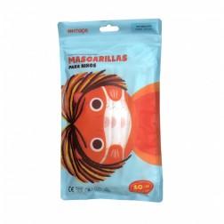 Pack Mascarilla Desechable Mape Niños 10 unidades