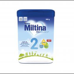 Miltina 2 Probalance 800 gramos