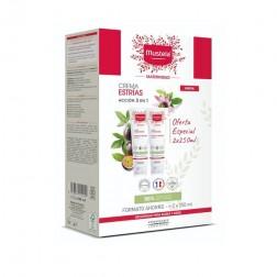 Pack Mustela Crema de Prevención de Estrías 2 unidades x 250 ml