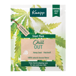 Kneipp Sheet Mask Chill Out 1 unidad