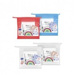 Neceser Suavinex Mascarillas + Toallitas + Spray Higienizante 100 ml