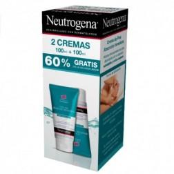 Duplo Neutrogena Pies Rápida Absorción 100 ml + 100 ml 2ª unidad al 60% de descuento