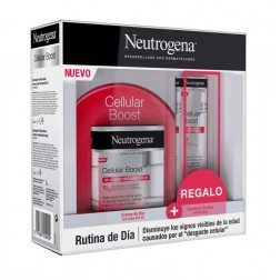 Neutrogena Cellular Boost Crema Dia 50 ml + Regalo Neutrogena Cellular Boost Contorno de ojos 15 ml