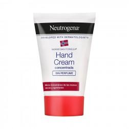 Neutrogena Crema Manos Sin Perfume, 50 ml