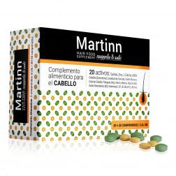 Nuggela & Sule Martinn Complemento Alimenticio Cabello 30 + 30 comp.
