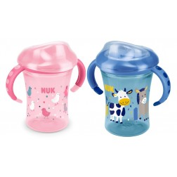 Vaso Nuk Trainer Cup EasyLearning 8m+ 125ml