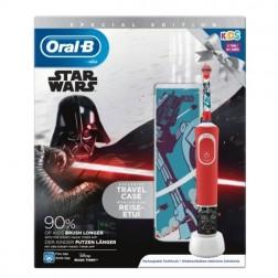 Cepillo Oral B Vitality Infantil Star Wars + Estuche de viaje Edición especial