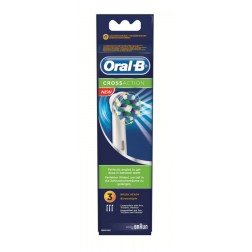 Oral B Recambio Crossaction 3 Cabezales