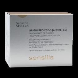 Sensilis Origin Pro EGF-5 30 ampollas x 1,5 ml