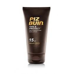 Crema Solar Intensifica Bronceado Piz Buin SPF15