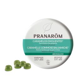 Pranarom Aromaforce Caramelos Emolientes Eucalipto 45 g