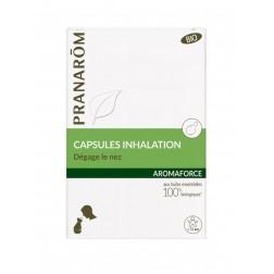 Pranarom Aromaforce Capsulas Inhalacion 15 cápsulas