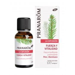 Difusion Pranarom Fuerza y Vitalidad 30 ml