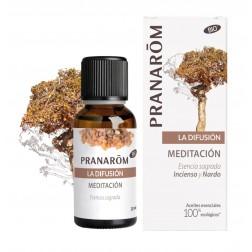 Difusion Pranarom Meditacion 30 ml