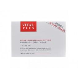 Pack Vital Plus  60 cápsulas + 30 cápsulas regalo
