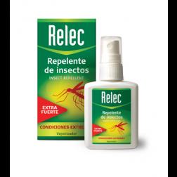 Relec Repelente de Mosquitos Extra Fuerte 50ml