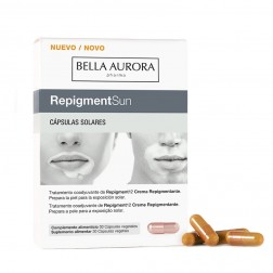 Bella Aurora RepigmentSun 30 cápsulas solares