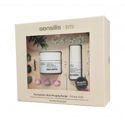 Pack Sensilis Upgrade Crema de Día 50 ml + Regalo Contorno de ojos Upgrade 15 ml