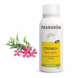 Pranarom Aromapic Spray Corporal Citronela+ 75 ml