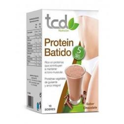 TCD Batido Proteico 10 Sobres Chocolate