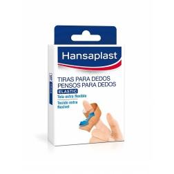 Hansaplast Med Elastic Apositos Dedos 16 Tiras