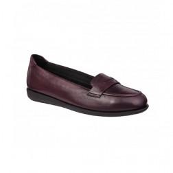 Zapato Dr Scholl Phillis Lea Marron Nº37