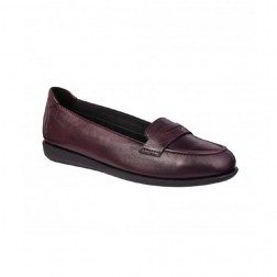 Zapato Dr Scholl Phillis Lea Marron Nº38