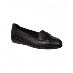 Zapato Dr Scholl Phillis Lea Negro Nº37