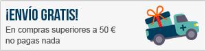 envío gratis de parafarmacia FarmaRapid desde 50 euros de compra