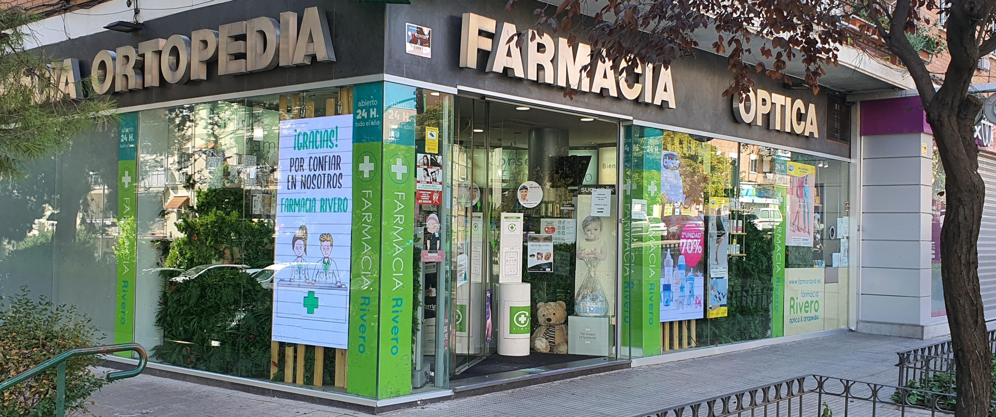parafarmacia FarmaRapid optima y ortopedia en Madrid España