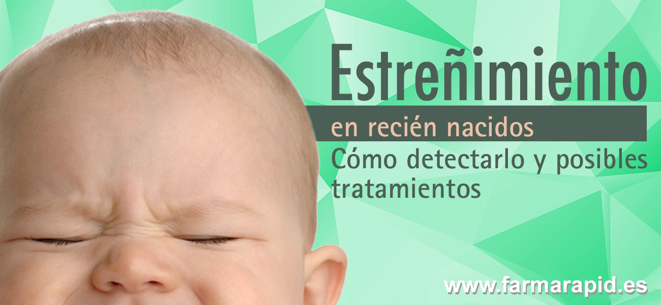 Estreñimiento en recién nacidos: cómo detectarlo y posibles tratamientos