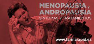 Menopausia y Andropausia: síntomas y tratamientos