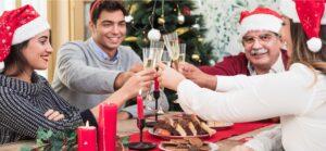 Atracones navideños ¿Cómo sobrellevarlos?