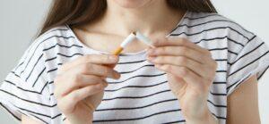 Propósito de año nuevo...¿Dejar de fumar?